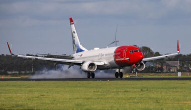Norwegian Boeing 737 Getty