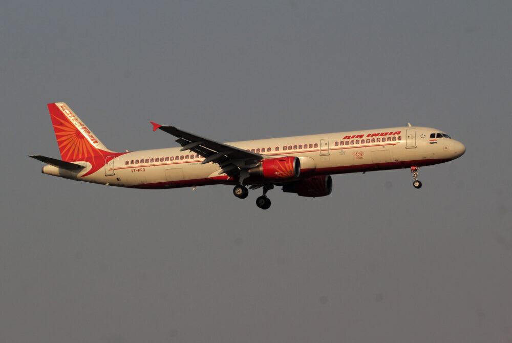 Air India A321 Getty