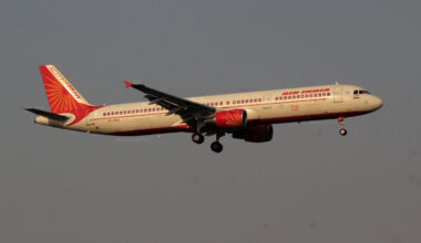 Air India A321 Getty