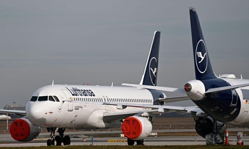 Lufthansa, COVID-19, Q1 Results