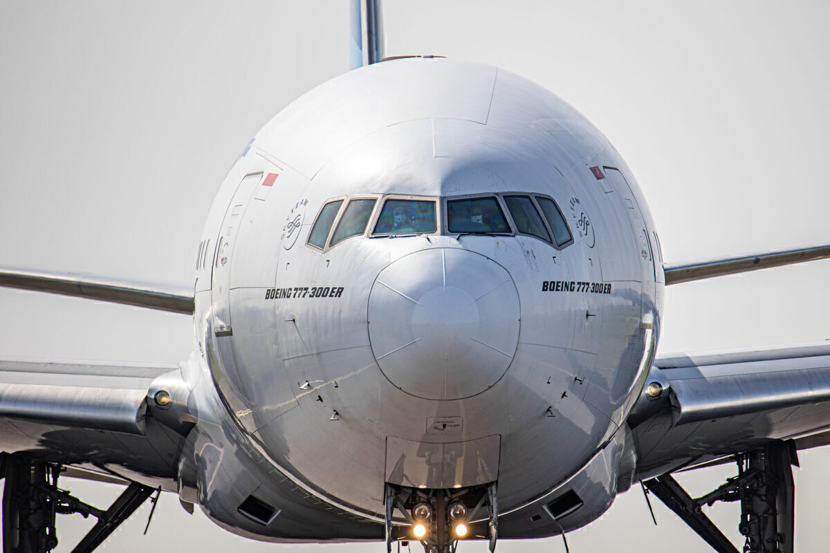 FAA Wants Airlines To Inspect Boeing 777s For Rivet Issues