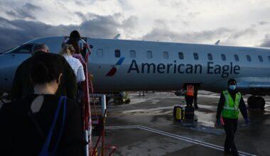 American Eagle DCA