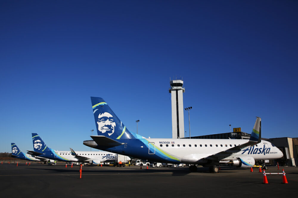 Alaska Embraer E175