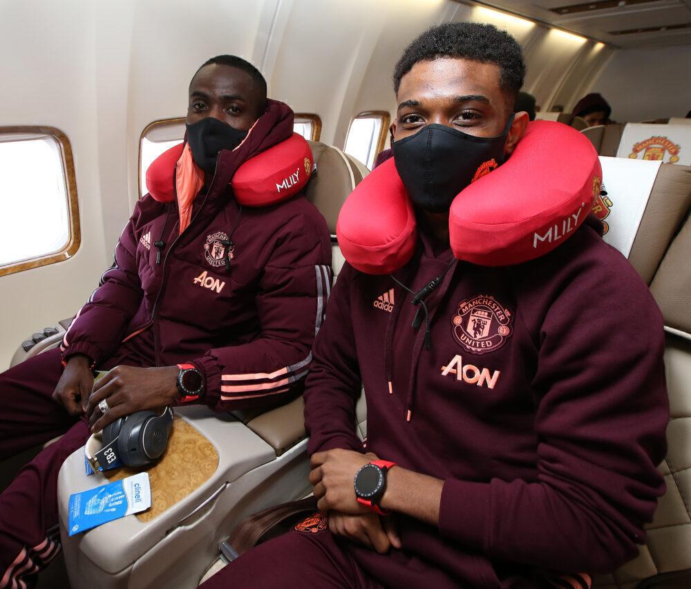 Manchester United on Emirates