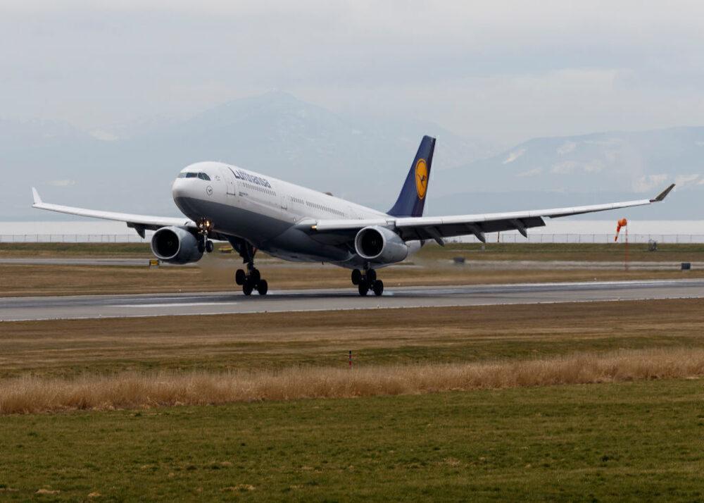 Lufthansa Airbus A330 Getty