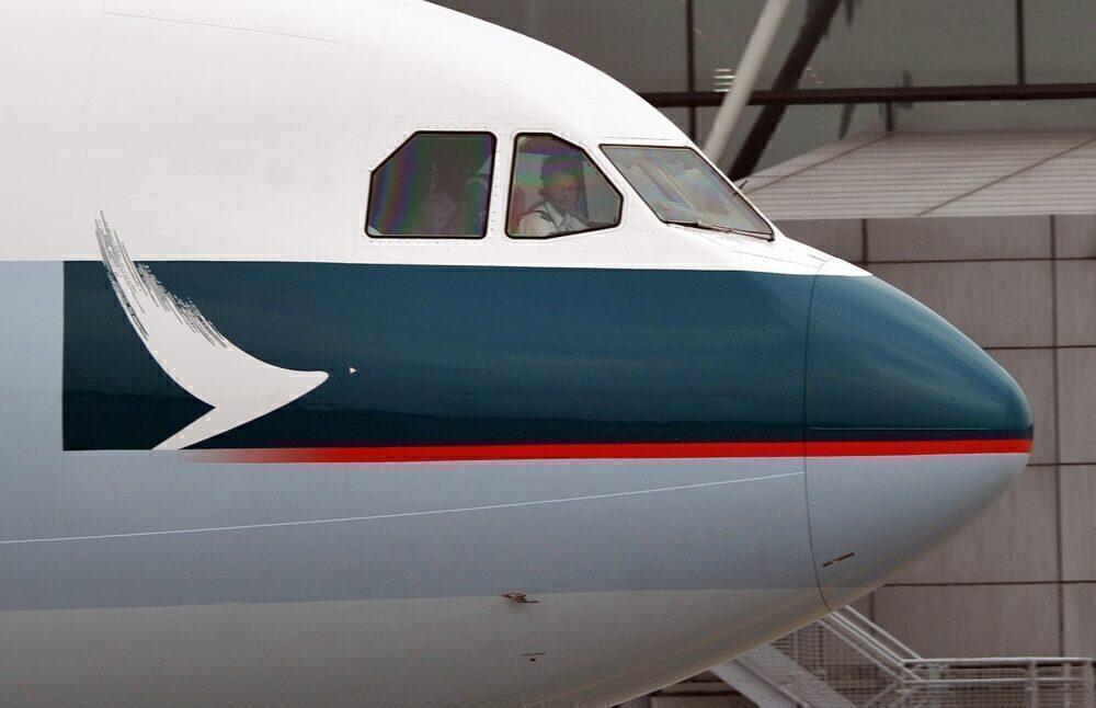 Cathay pilot
