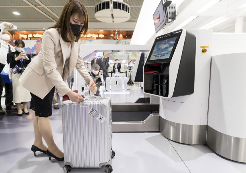 NEC Corp tests new facial recognition system at Narita International Airport
