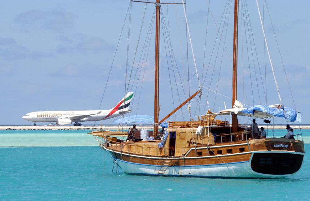 Emirates maldives