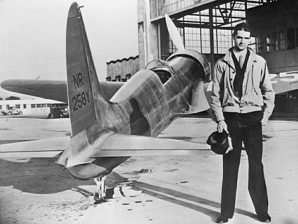 Howard Hughes Getty