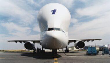 Airbus A 300-600 ST / Beluga