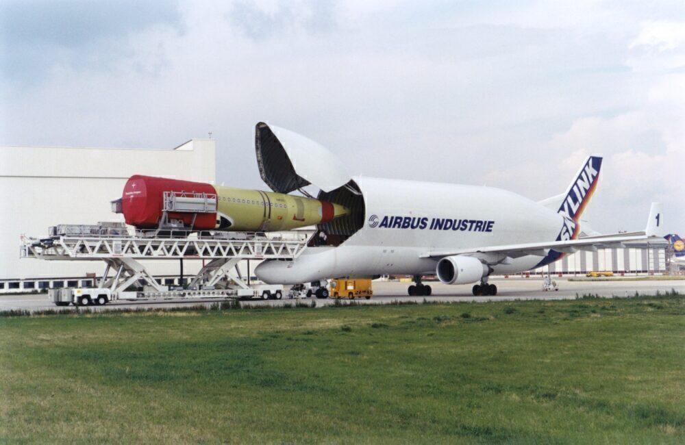 Airbus Beluga Getty