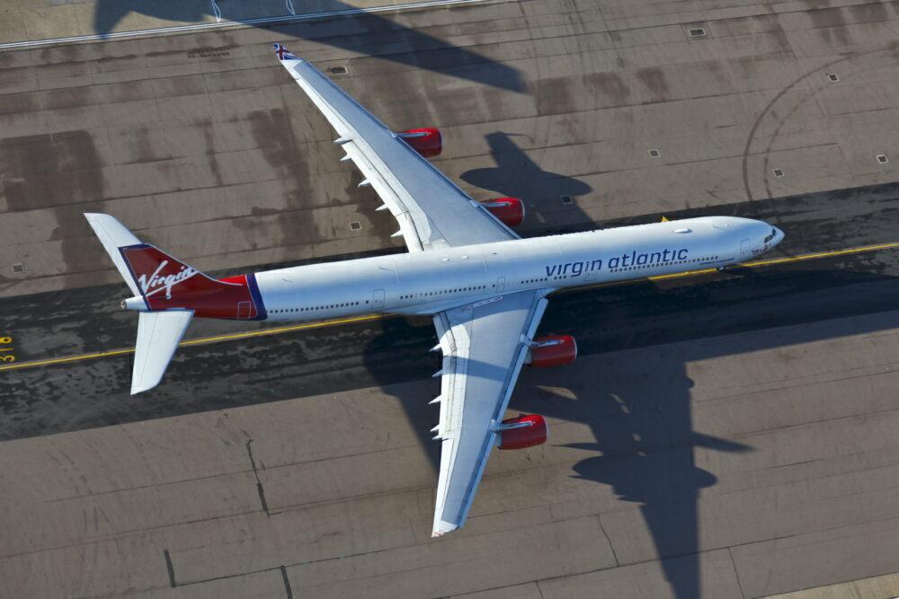 Virgin A340-600