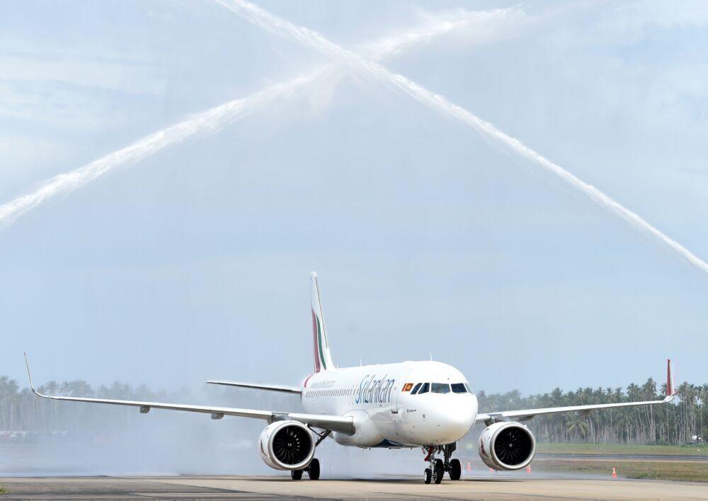 SriLankan Airlines A320
