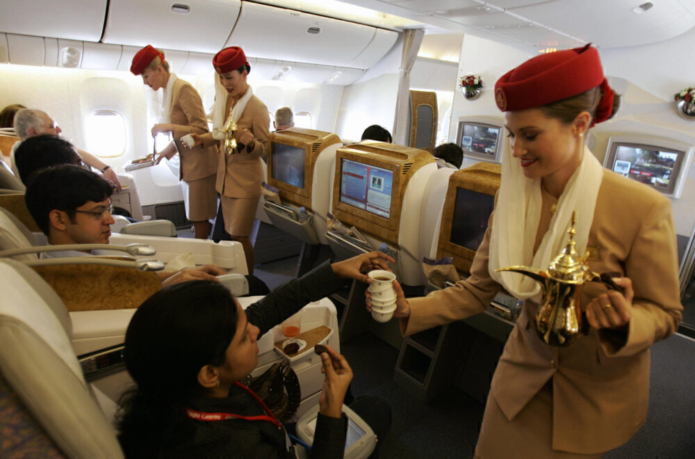 What Goes Into Training Emirates' Cabin Crew?