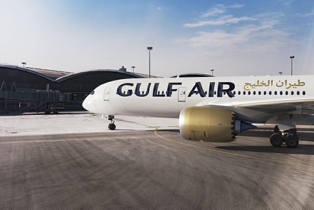 Gulf Air Aircraft