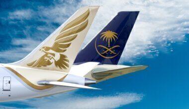 Gulf Air and Saudi Arabian Airlines (SAUDIA) Hold Talks to Enhance Partnership