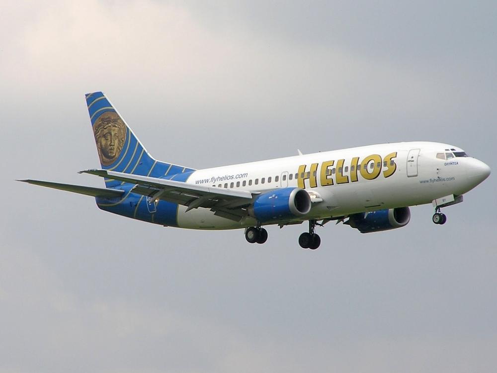 Helios Airways Boeing 737