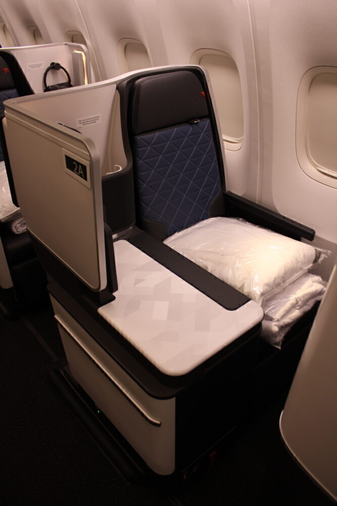 Delta One Boeing 767