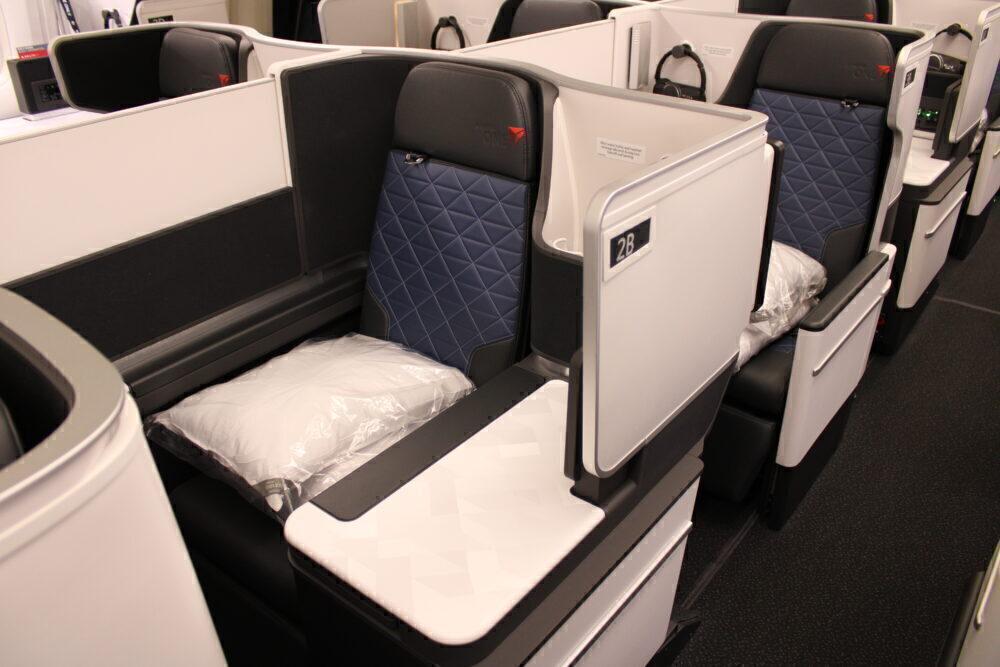 Aisle Seat Not Flush