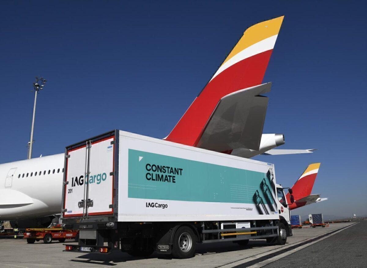 Iberia IAG Cargo