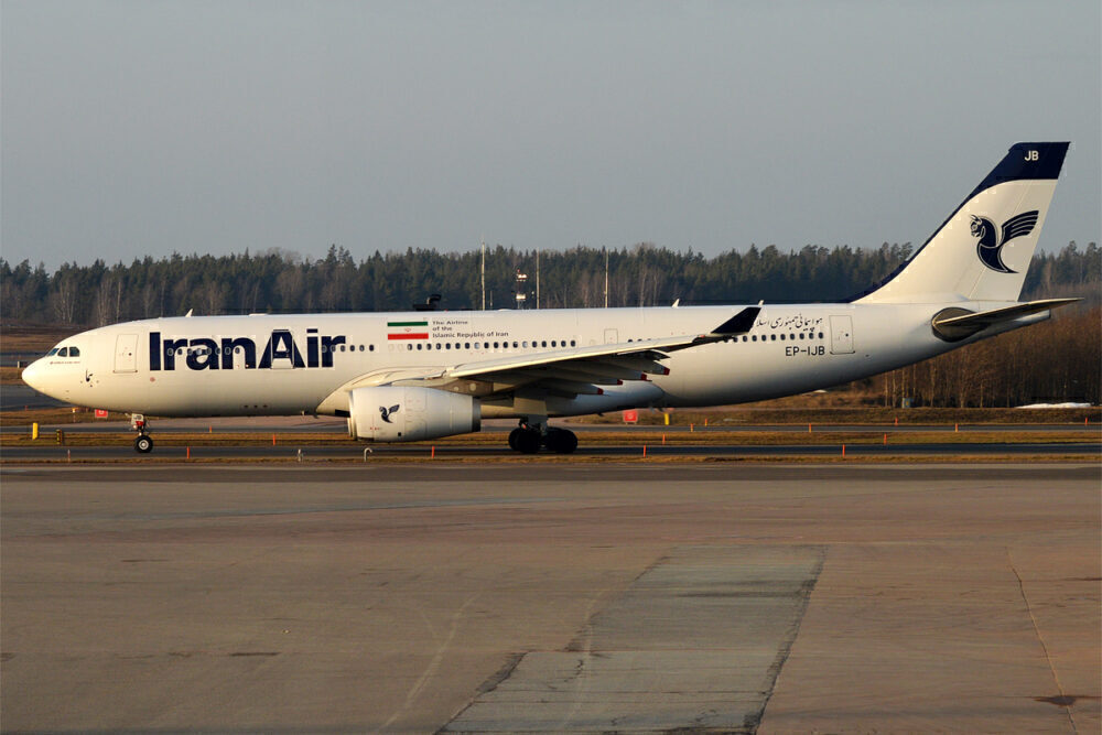 Iranian Government Removes Iran Air From Sale