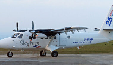 Isles of Scilly Skybus