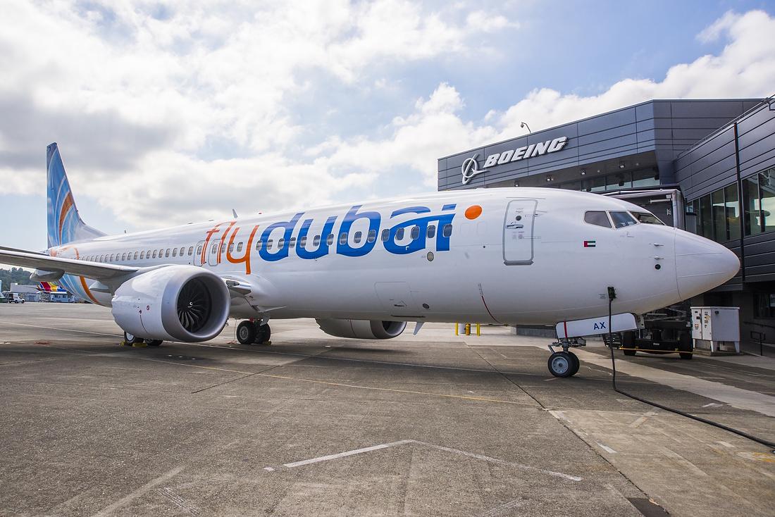 Wow: flydubai Has 237 Boeing 737 MAX Aircraft On Order