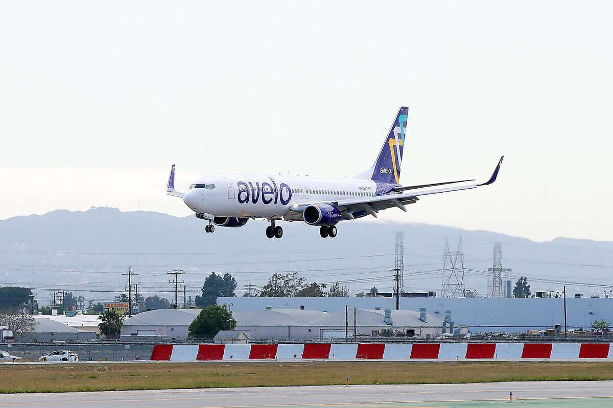 How Hollywood Burbank Airport Will Benefit From Avelo Airlines