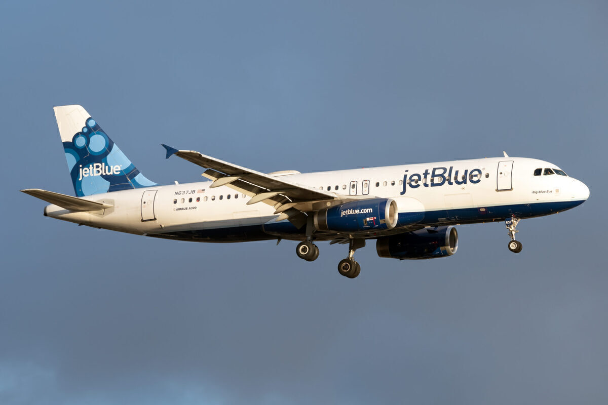 JetBlue Operates First Flight On New Guatemala City Route