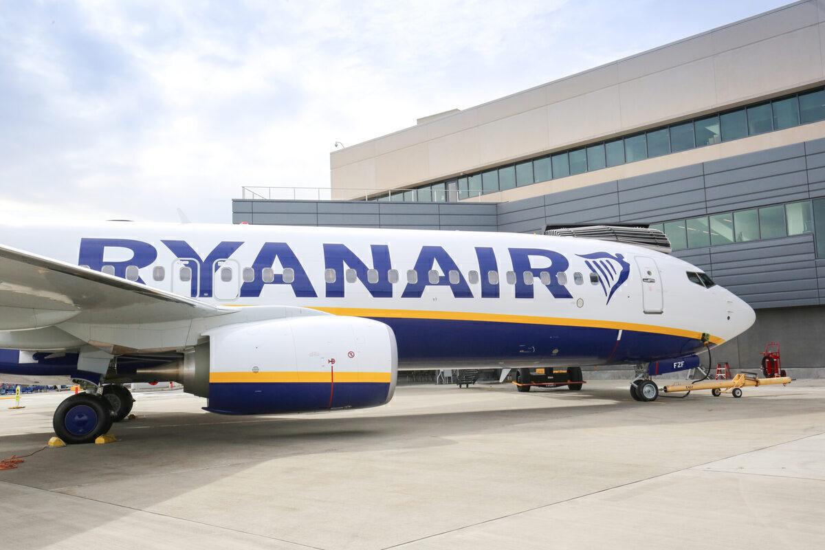 Ryanair, Summer 2022, UK Schedule