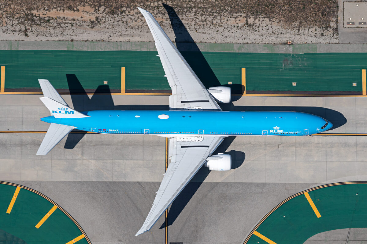 KLM Halves The Time Spent By Crew On Indian Layovers