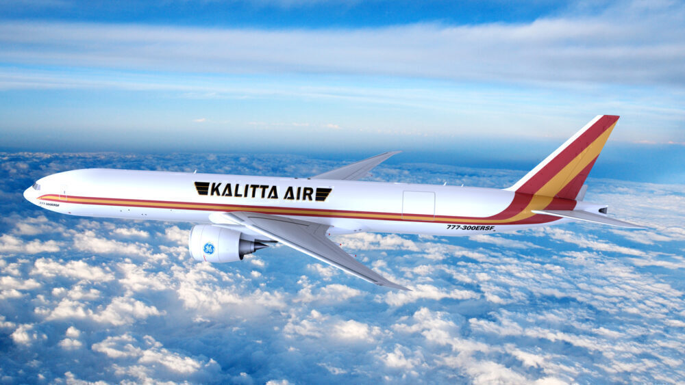 GECAS Is Halfway Through Development Of A 777 Freighter Conversion