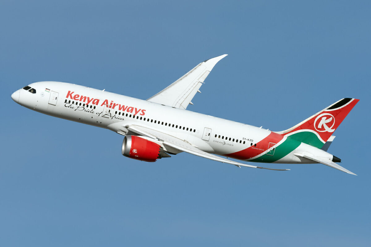 Decade Of Growth: Embraer Aircraft Have Become Key For Kenya Airways