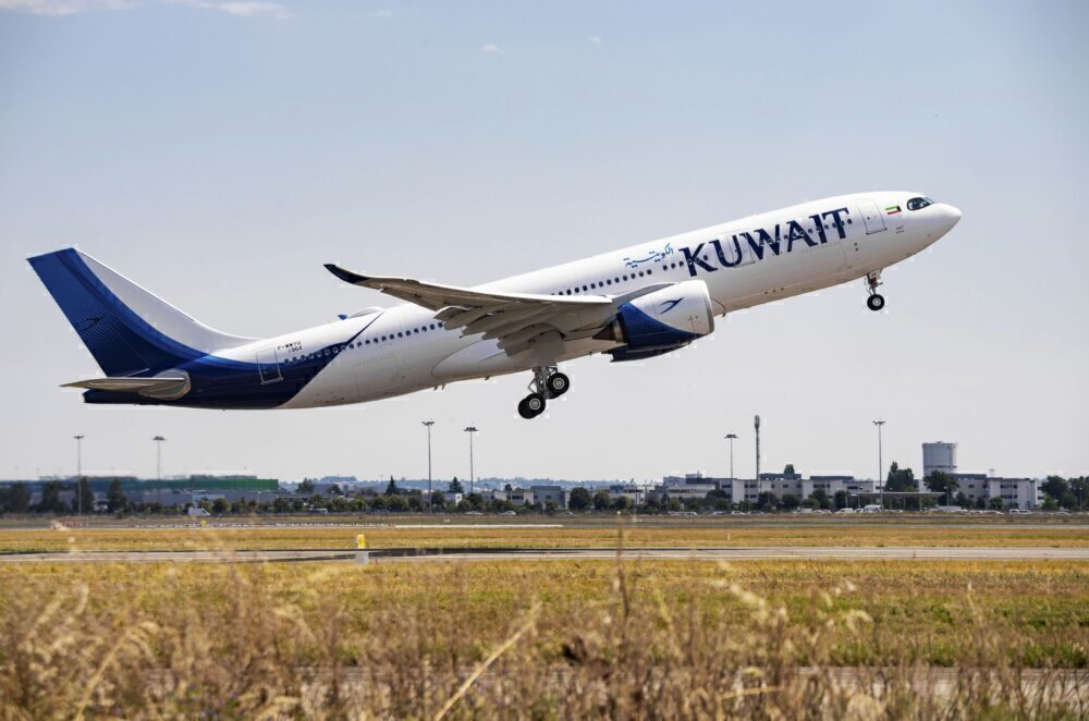 Kuwait Airways Names A New CEO Following Resignation