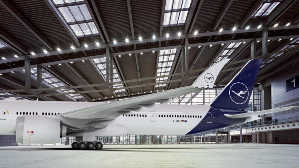 Lufthansa Boeing 777X