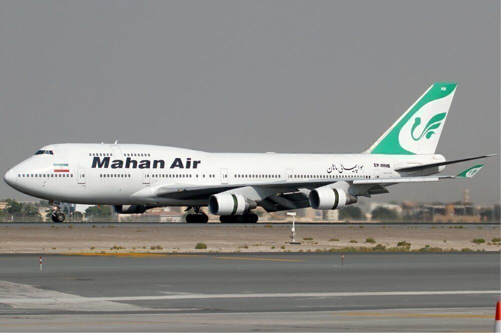 Mahan 747-400