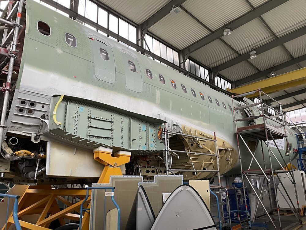 Airbus Edges Ever Closer To A321XLR Mass Production
