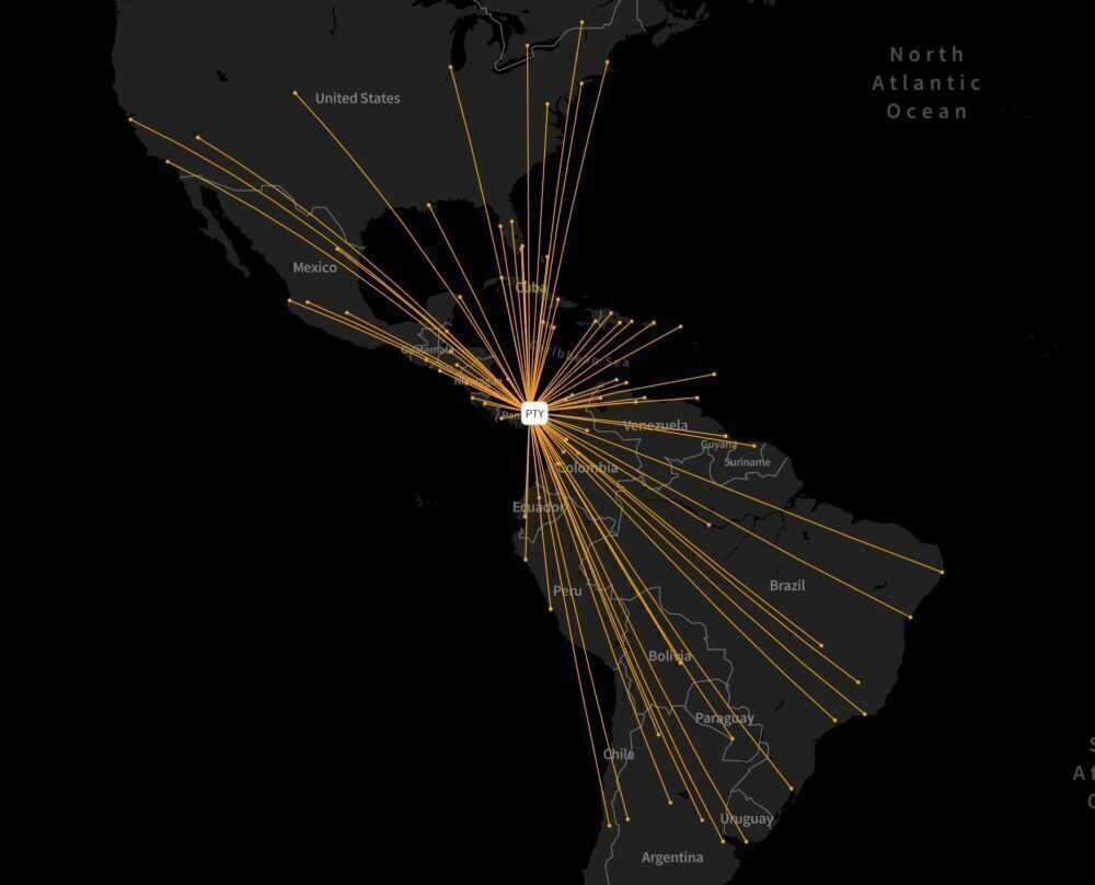 Connecting North & South With Copa's Hub Of The Americas