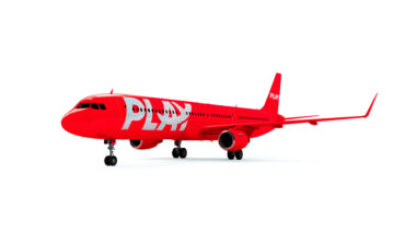 PLAY A320 mockup