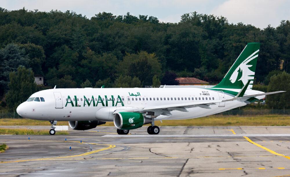 Al Maha Airways