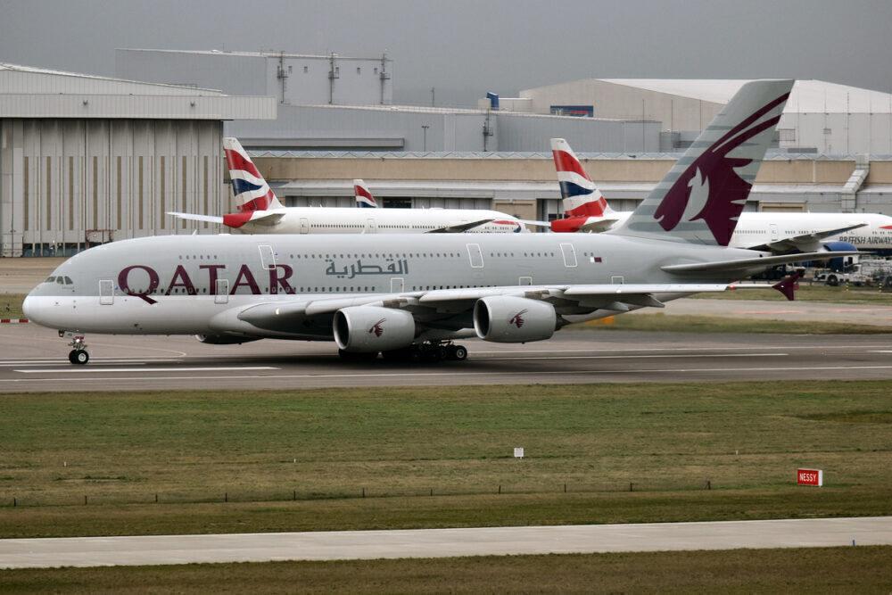 Qatar Airways CEO Likens British Airways To A Low Cost Carrier