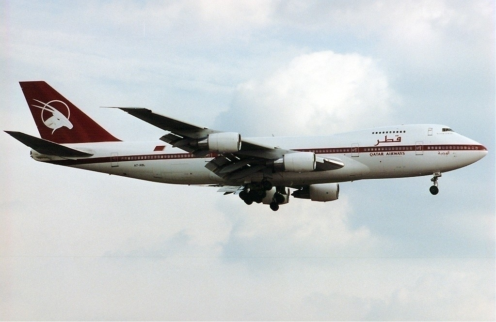 Throwback: A Look At Qatar Airways' Passenger Boeing 747s