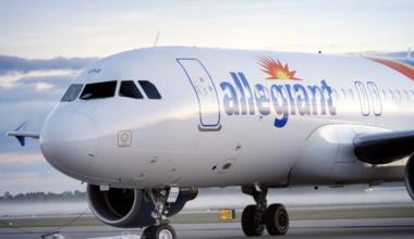 Allegiant Airbus A320