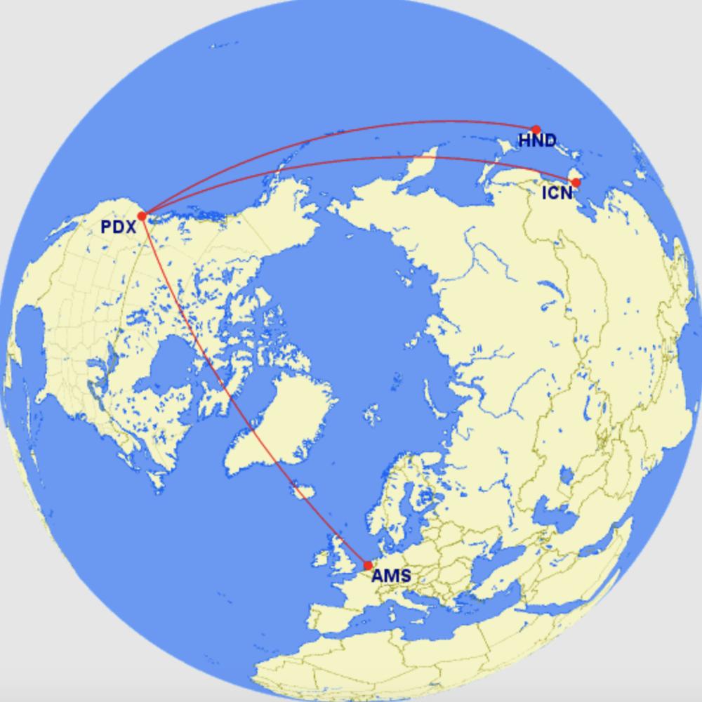 Delta long-haul