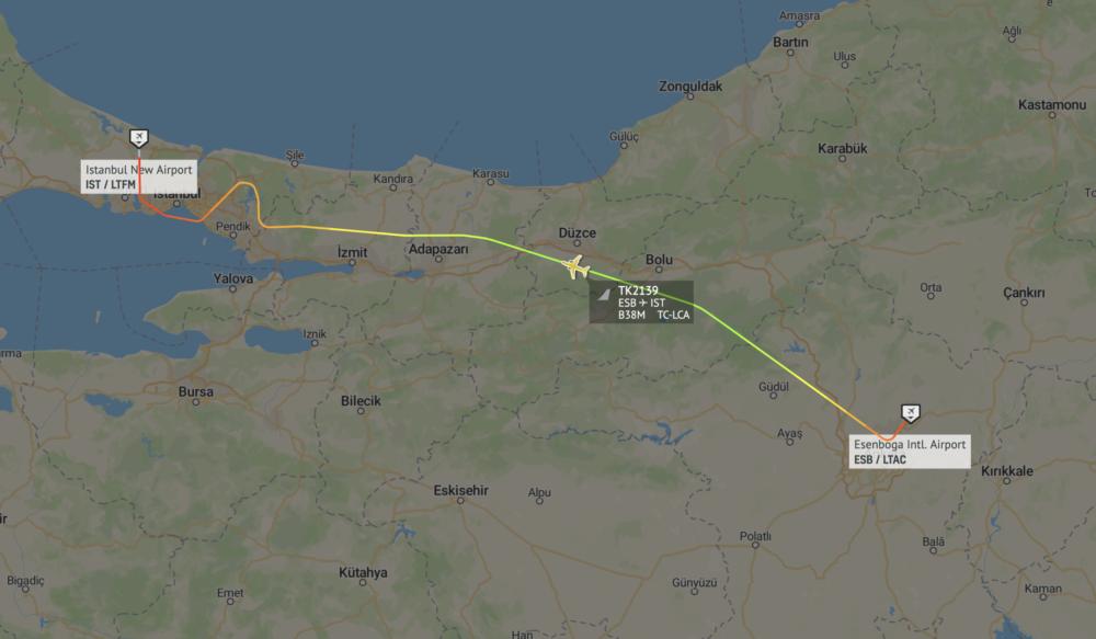 Turkish Airlines Resumes Boeing 737 MAX Flights