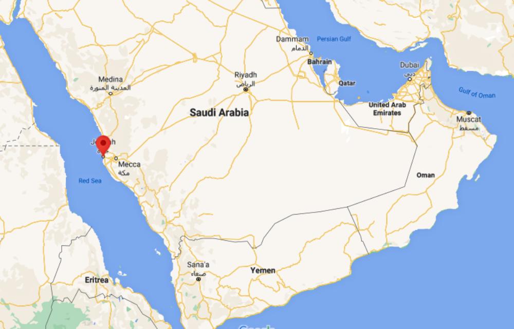 Jeddah-Saudi-Arabia-closed