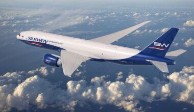 Silk Way West Boeing 777F_rendering