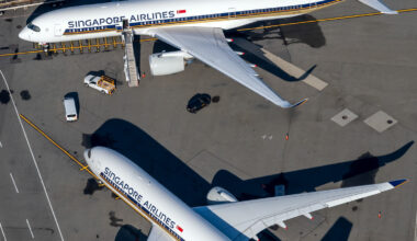 Singapore Airlines Airbus A350-941 (2)