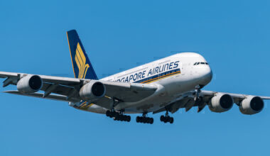 Singapore Airlines, airbus A380, Windshear