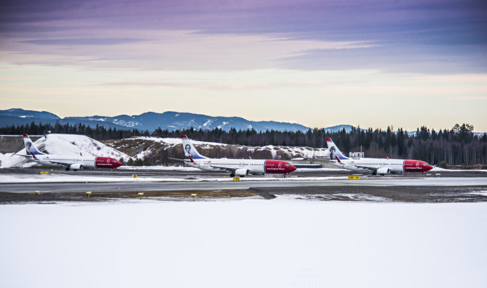 Back In Business? Norwegian Wants To Fly 70 Aircraft Next Year